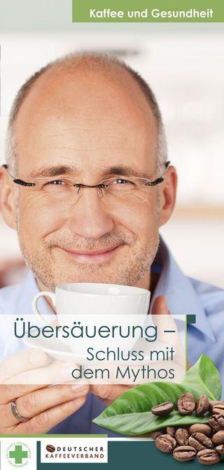 gesundheit und grüner kaffe